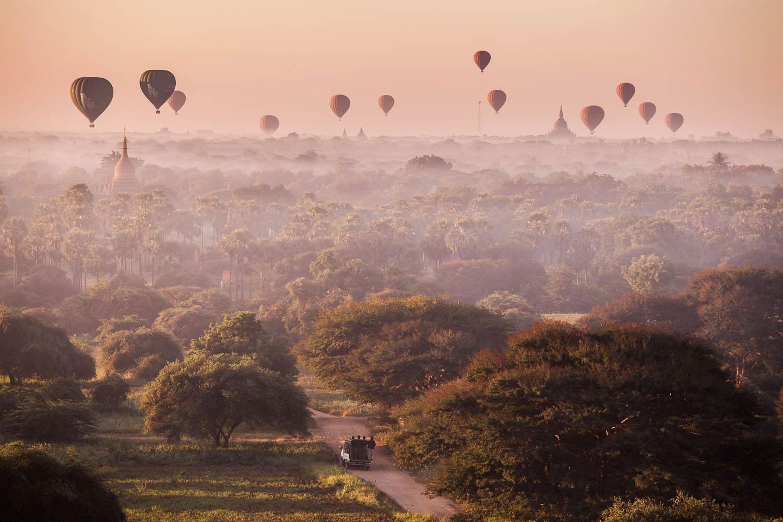 myanmar ballooning