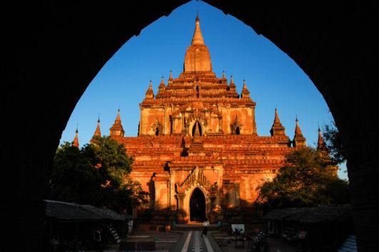 Bagan - Sulamani Temple