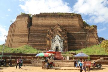 mingun stupa